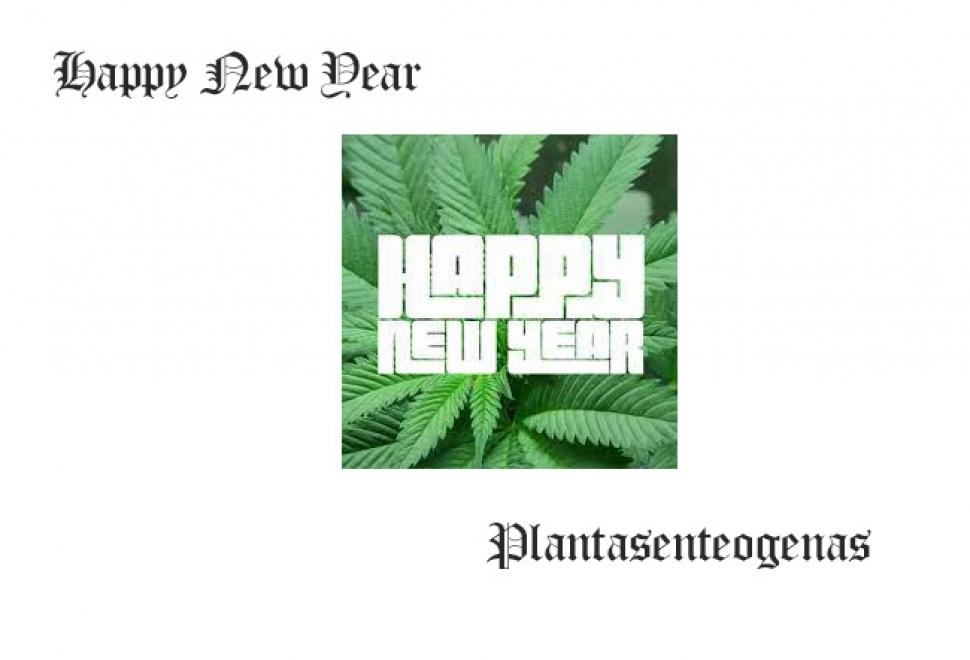 MarijuanaHappy New Year